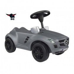 Машинка каталка BIG Mercedes Benz SLS AMG 56344