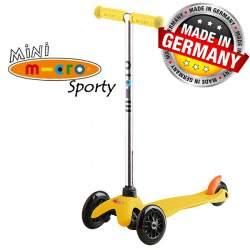 Детский самокат Mini Micro Sporty