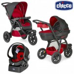 Коляска Chicco Trio Activ3 Top 3 в 1